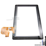 Asus Transformer Prime TF201 Version 1.0 Digitizer Touch Screen [Black]