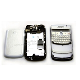 Blackberry 9700 Full Housing with Middle Plate [White]