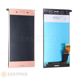 Sony Xperia XZ Premium LCD and Digitizer Touch Screen Assembly [Pink]