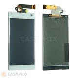 Sony Xperia Z5 Compact LCD and Digitizer Touch Screen Assembly [White]