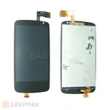 HTC Desire 500 LCD and Digitizer Touch Screen Assembly [Black]
