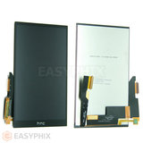 HTC One M9+ LCD and Digitizer Touch Screen Assembly [Black]