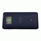 HTC One M7 Back Housing [Black]