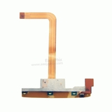 HTC One XL Navigation Back Light with Bottom Microphone Flex Cable