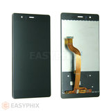 Huawei P9 LCD and Digitizer Touch Screen Assembly [Black]