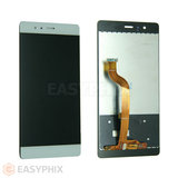 Huawei P9 LCD and Digitizer Touch Screen Assembly [White]