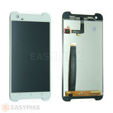 HTC One X9 LCD and Digitizer Touch Screen Assembly [White]