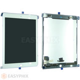 LCD and Digitizer Touch Screen Assembly for iPad Air 2 (High Quality) [White]