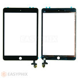 Digitizer Touch Screen With IC for iPad Mini 3 [Black]