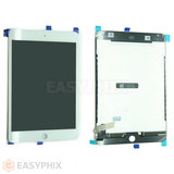 LCD and Digitizer Touch Screen Assembly for iPad Mini 4 [White]