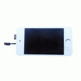 LCD and Digitizer Touch Screen Assembly [White] with Adhesivefor iPod Touch 4th