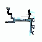 Volume On/Off Power Button Switch Flex Cable for iPhone 5G
