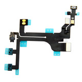 Power Mute Volume On/Off Button Flex Cable for iPhone 5C