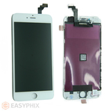 "LCD and Digitizer Touch Screen Assembly for iPhone 6 Plus 5.5"" (Refurbished) [White]"