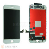 "LCD and Digitizer Touch Screen Assembly for iPhone 7 4.7"" (Aftermarket) [White]"