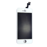 LCD and Digitizer Touch Screen Assembly for iPhone SE (Aftermarket) [White]