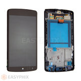 LG Nexus 5 D820 D821 LCD Touch Screen Digitizer Assembly with Frame
