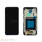 LG Nexus 5X H790 LCD and Digitizer Touch Screen Assembly with Frame [Black]