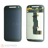 Motorola Moto E2 LCD and Digitizer Touch Screen Assembly [Black]