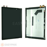 LCD and Digitizer Touch Screen Assembly for Microsoft Surface Pro 4 [Black]