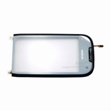 Nokia C7 Digitizer Touch Screen with Frame [Black]