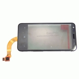 Nokia Lumia 620 Digitizer Touch Screen with Frame [Black]