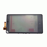 Nokia Lumia 820 Digitizer Touch Screen with Frame