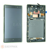 Nokia Lumia 830 LCD screen assembly with Frame