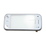 Nokia N97 Mini Digitizer Touch Screen with Frame [White]