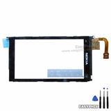 Nokia X6 Digitizer Touch Screen with Frame