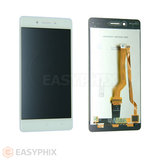 Oppo F1 LCD and Digitizer Touch Screen Assembly [White]