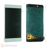 Oppo R7s LCD and Digitizer Touch Screen Assembly [White]