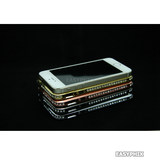 Diamond Crystal Metal Bumper Case Cover for iPhone 5 5s