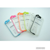 Skin Cover PC Case with USB Charging Cable For iPhone 5 5s