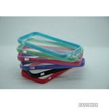 PC Soft Gel Back Cover Case For iPhone 5 5S
