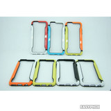 TPU Silicone Gel Rubber Dual Colour Bumper Case Cover for iPhone 6 6S 4.7""