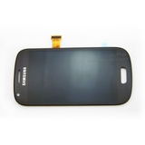 Samsung Galaxy S3 Mini I8190 LCD and Digitizer Touch Screen Assembly No Frame [Blue]
