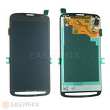 Samsung Galaxy S4 Active I9295 LCD and Digitizer Touch Screen Assembly No Frame [Grey]