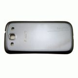 Samsung Galaxy S3 I9300 I9305 Back Cover [Grey]