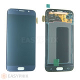 LCD and Digitizer Touch Screen Assembly for Samsung Galaxy S6 G920 [Black Sapphire]