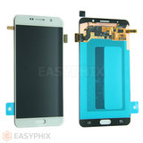 LCD and Digitizer Touch Screen Assembly for Samsung Galaxy Note 5 N920 [White]