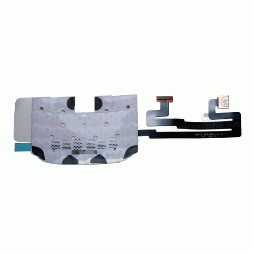 Blackberry 9900 Keyboard Membrane with Flex Cable Assembly