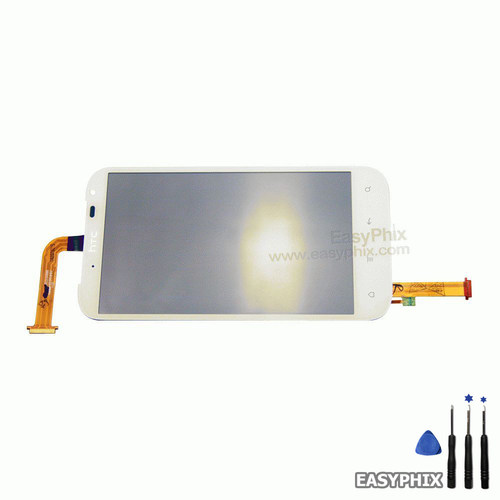 HTC Sensation XL LCD and Digitizer Touch Screen Assembly
