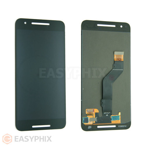 Huawei Nexus 6P LCD and Digitizer Touch Screen Assembly [Black]
