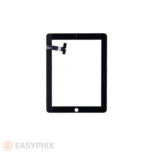 Digitizer Touch Screen for iPad [Black]