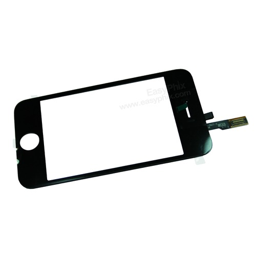 Digitizer Touch Screen with Adhesive Tape for iPhone 3G