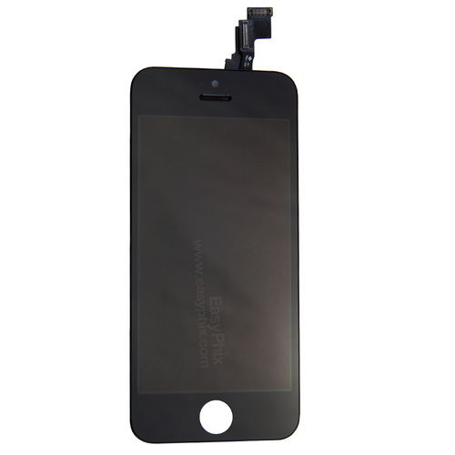 LCD and Digitizer Touch Screen Assembly for iPhone 5C (Aftermarket) [Black]