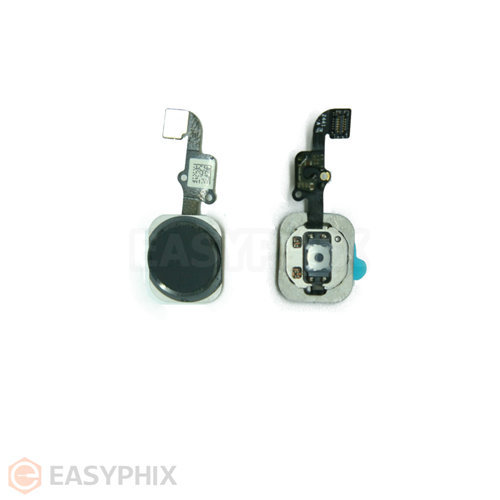 "Home Button Flex Cable Assembly for iPhone 6 4.7"" / 6 Plus 5.5"" [Black]"