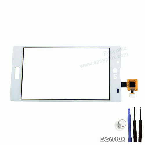 LG Optimus L7 P700 P705 Digitizer Touch Screen [White]