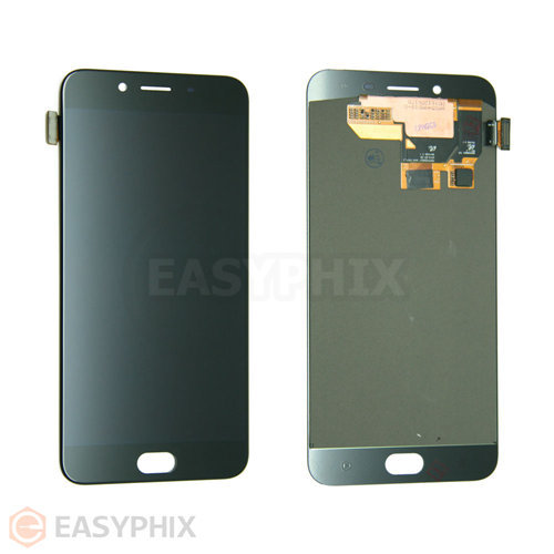 Oppo R9s LCD and Digitizer Touch Screen Assembly [Black]